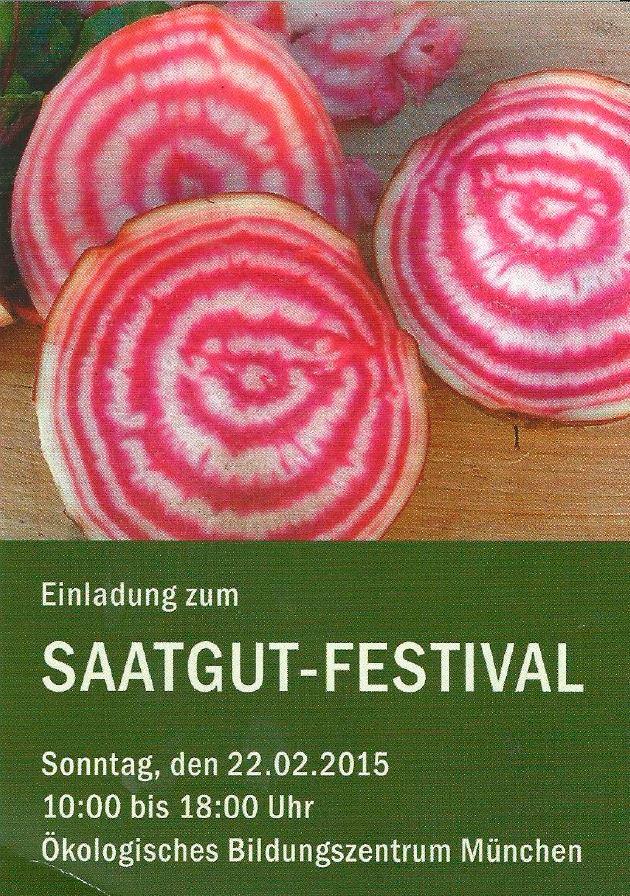 Saatgut-Festival 2015